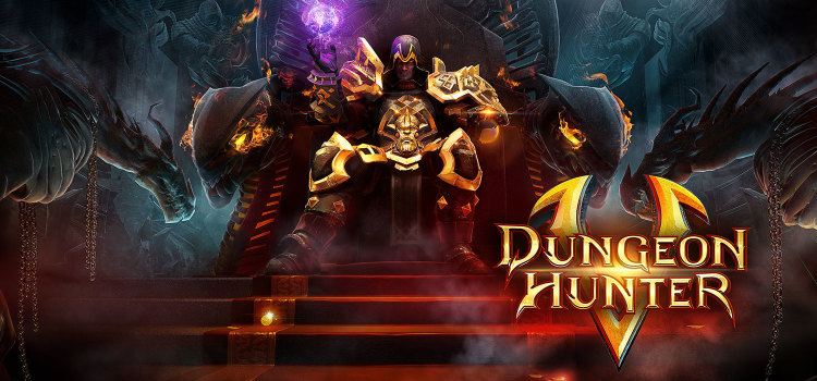 Dungeon Hunter 5 anuntat oficial, iata primele detalii! (Video)