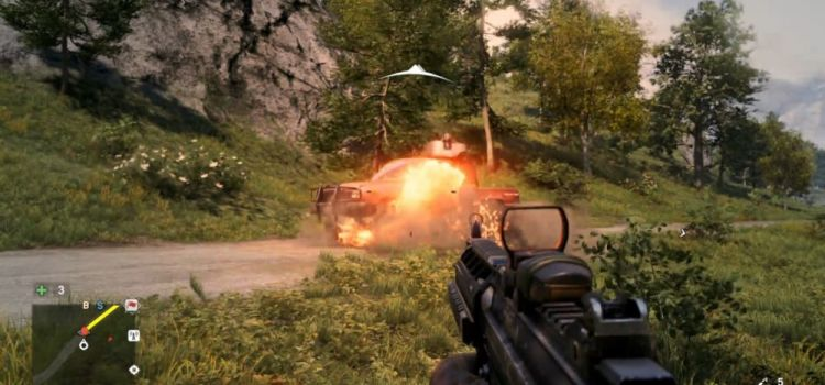 Far Cry 4 Review (PS4): Kyrat si Ajay ne duc intr-un taram mistic, dar parca deja calcat in 2012… (Video)