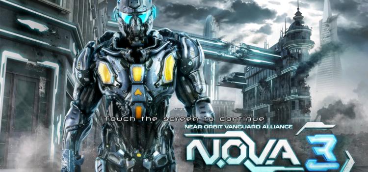 NOVA 3 Review (Android): un hibrid intre Halo si Crysis, cu destula personalitate pentru a domina gamingul mobil (Video)