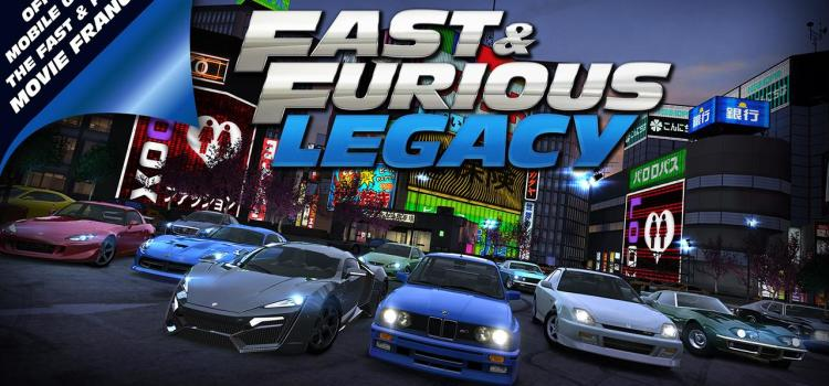 Fast & Furious Legacy debuteaza in Play Store, ar putea include si curse reale de aceasta data (Video)