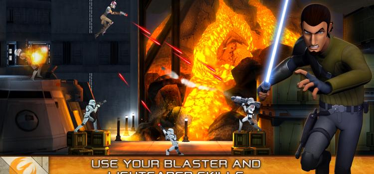 Star Wars Rebels Recon ar putea fi cel mai tare joc Star Wars de pe mobil; Disponibil gratuit…. si nu prea (Video)