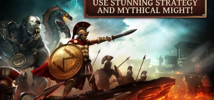 Gameloft lanseaza jocul Age of Sparta, un soi de hibrid intre Ikariam si World at Arms