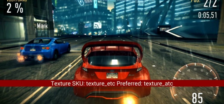 NFS No Limits Preview (Android): o prima gustare de cauciuc in versiunea beta, cu grafica buna, gameplay limitat (Video)