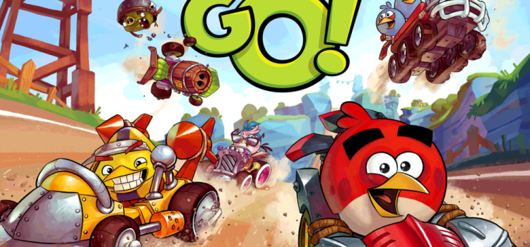 Angry Birds Go Review (iOS): mai mult Mario Fart decat Mario Kart (Video)