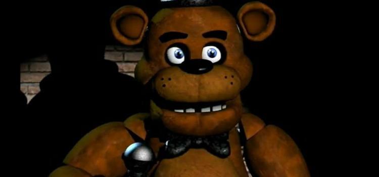 Five Nights at Freddy's va deveni film de groaza la Hollywood in curand