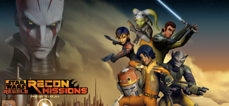 Star Wars Rebels Recon Missions Review (Android): forta e puternica in acest platformer, laserele sunt cam random… (Video)