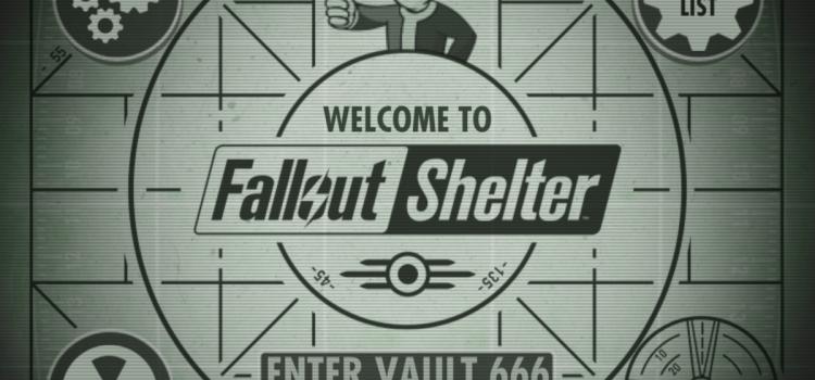 Fallout Shelter Review (iOS): Tiny Tower devine un Sims post apocaliptic, cu un artwork de Bioshock inclus (Video)