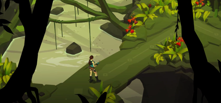 E3 2015: Square Enix e gata sa strice inca un joc: Lara Croft Go anuntat oficial (Video)