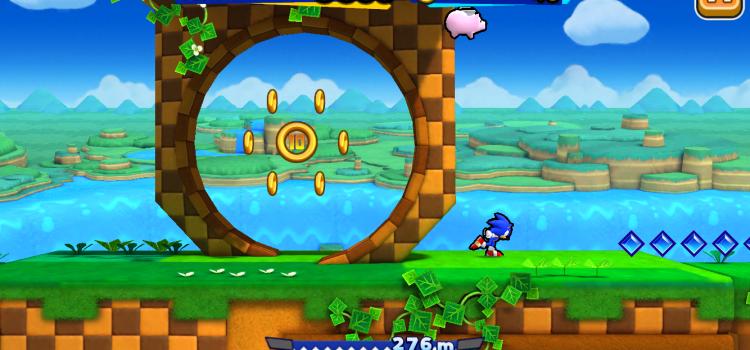 Sonic Runners revine la originile jocului cu ariciul albastru, se lanseaza pe mobil pe 25 iunie