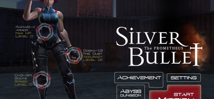 the SilverBullet e un joc in stil Blood Rayne pentru Android, dar cu o perspectiva diferita (Video)