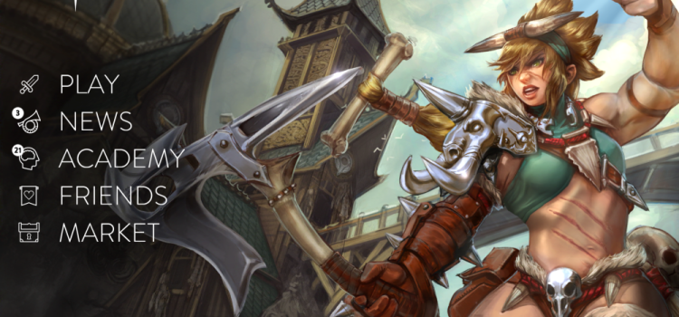 Vainglory Review (iOS): primul MOBA mobil care ma atrage cu adevarat (Video)