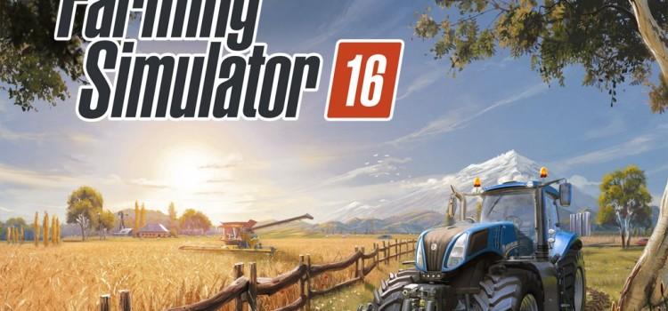 Farming Simulator 16 disponibil acum in Play Store; Gata de treierat?