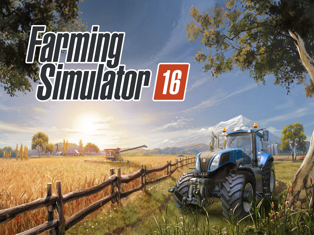 Скачать игру фарминг симулятор 2016 на компьютер.