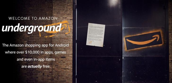 Amazon Underground va face jocurile Android cu adevarat gratuite