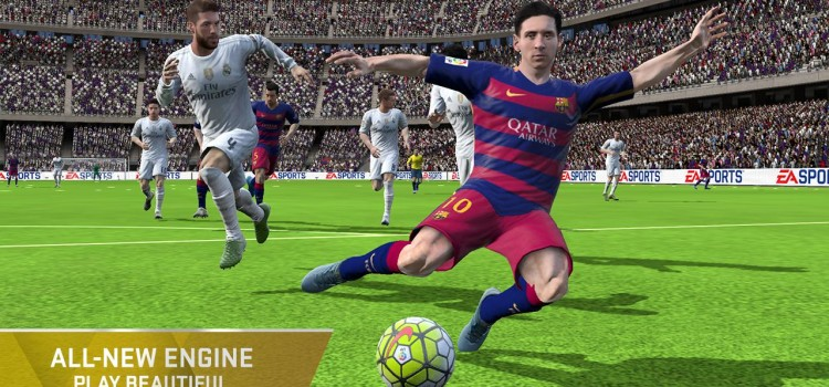 FIFA 16 Ultimate Team disponibil acum pe Android si iOS, evident gratuit