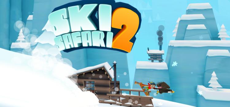 Ski Safari 2 disponibil acum pe Android, gratuit in Play Store (Video)
