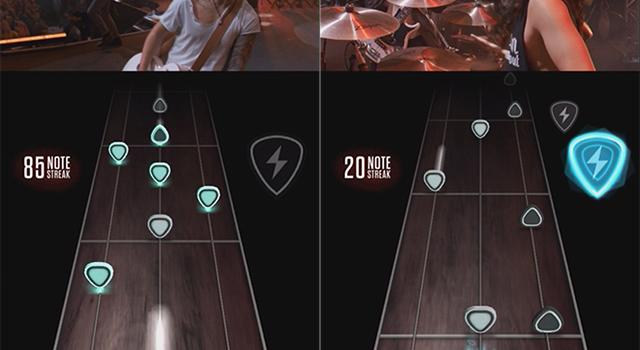 Guitar Hero Live debuteaza pe iOS, cu o chitara joystick de 99 de dolari, dar jocul are ceva probleme…