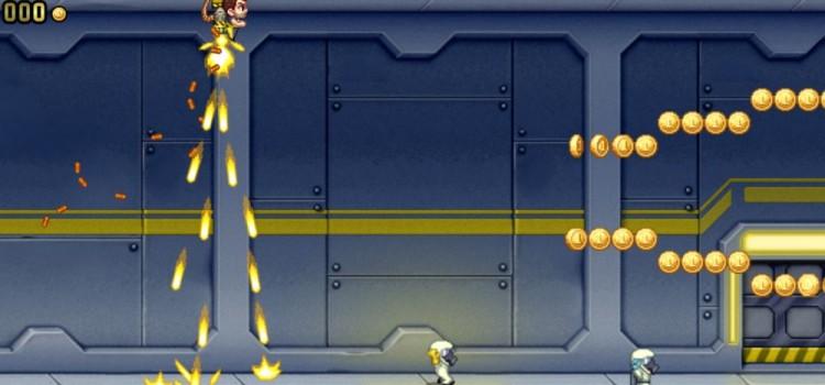 Jetpack Joyride Review (Android): un clasic aproape de talia lui Mega Man, dar in regim one-tap (Video)