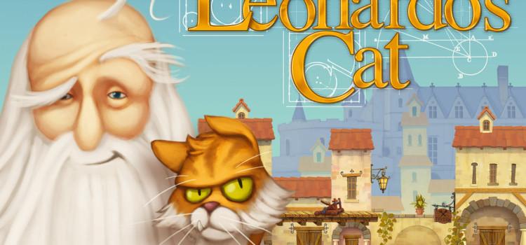 """""""Capitanul Picard"""" va fi vocea unui joc iOS despre o pisica: Leonardo's Cat"""