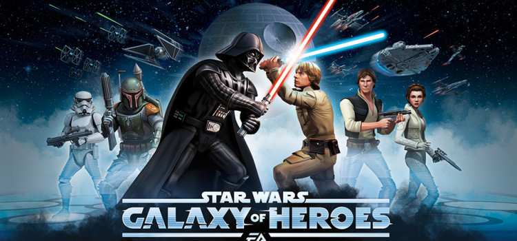 Electronic Arts lanseaza Star Wars Galaxy of Heroes pe mobil; Disponibil gratuit pe iOS si Android (Video)