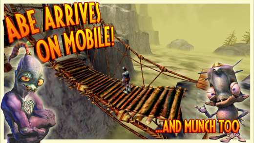 Oddworld: Munch's Oddysee ajunge in App Store, costa 5 euro (Video)