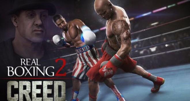 Real Boxing 2 Creed disponibil acum gratuit pe iOS si Android, super simulator de box! (Video)