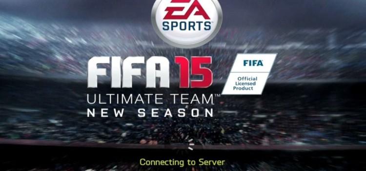 FIFA 15 Ultimate Team New Season Review (iOS): Toate-s vechi si noua-s toate, mai ales animatiile cartilor de joc (Video)