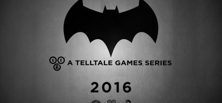 Batman devine joc Telltale Games in 2016; Iata primul teaser! (Video)