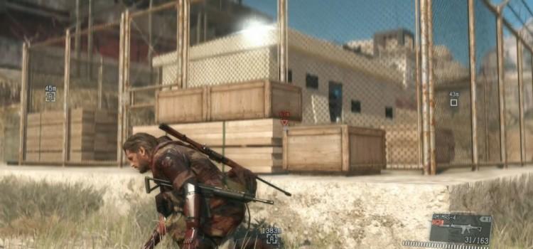 Metal Gear Solid 5 Phantom Pain Review (PS4): un sarpe mic intr-un camp prea mare (Video)