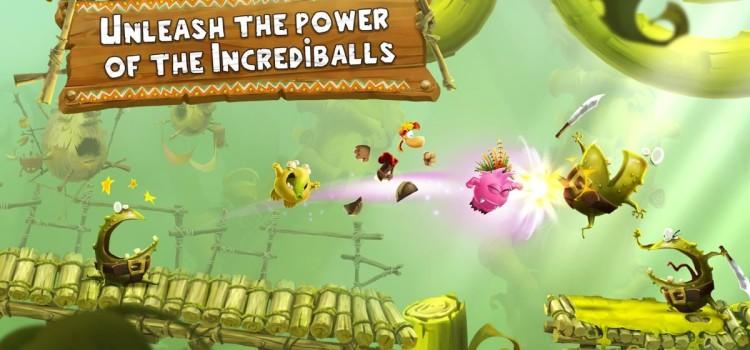 Rayman Adventures lansat pe Android si iOS; Disponibil gratuit!