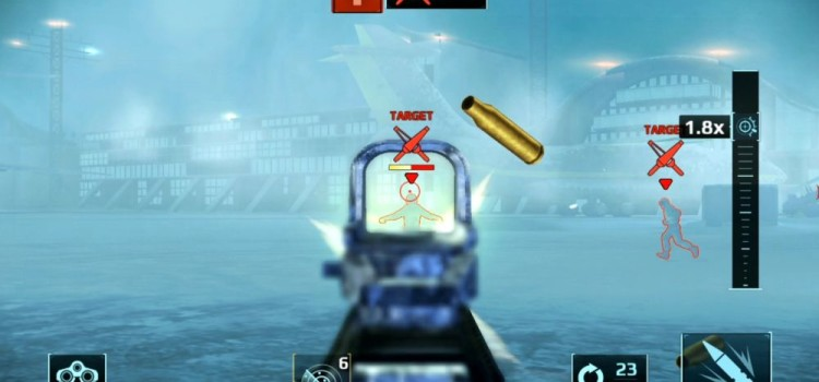 Sniper Fury Preview (Android): Yipie Kay Ain't! (Video)