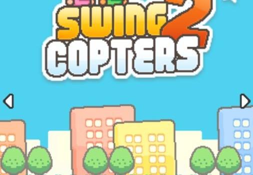 Fani Flappy Bird uniti-va! S-a lansat Swing Copters 2!