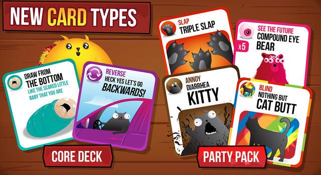 Exploding Kittens primeste propriul joc pe iOS, costa 2 dolari si e la fel de nebunesc ca jocul de carti