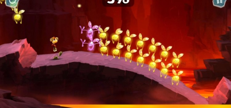Rayman Adventures Review (Android): aventurile lui Rayman cel schiop in tara Incrediballs-ilor (Video)
