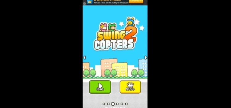 Swing Copters 2 Review (Android) : E-NER-VANT! (Video)