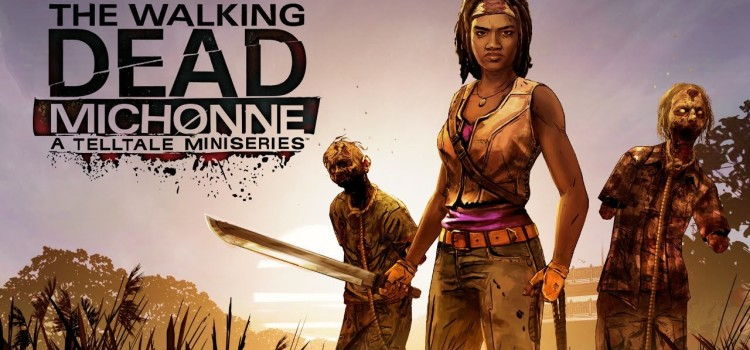 The Walking Dead Michonne e cel mai nou joc Telltale de pe mobil, un spinoff binevenit (Video)