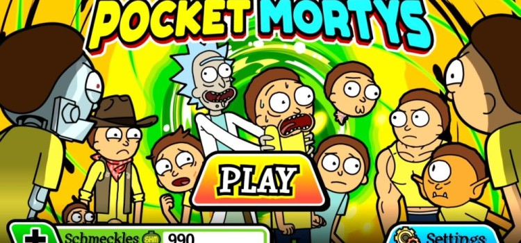 Pocket Mortys Review (Android): Pokemon deghizat in Rick and Morty… in mod genial (Video)