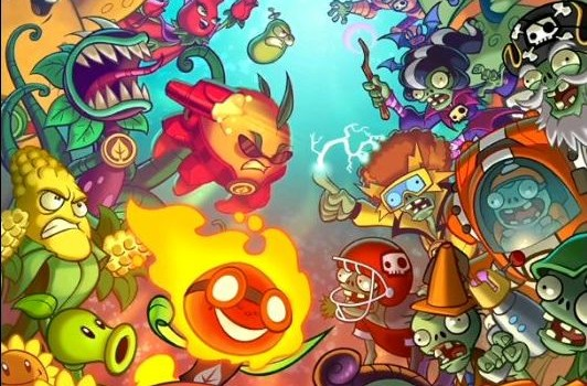 Plants vs Zombies Heroes Preview (Android): Hearthstone pe baza de plante si zombii (Video)