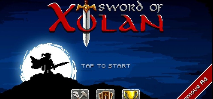 "Sword of Xolan Review (Android): clasic instant, un joc care ar fi ""rupt"" la inceput de ani 90 (Video)"
