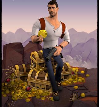 Uncharted 4 primeste un spinoff pe mobil cu ocazia debutului sau; Se numeste Uncharted: Fortune Hunter
