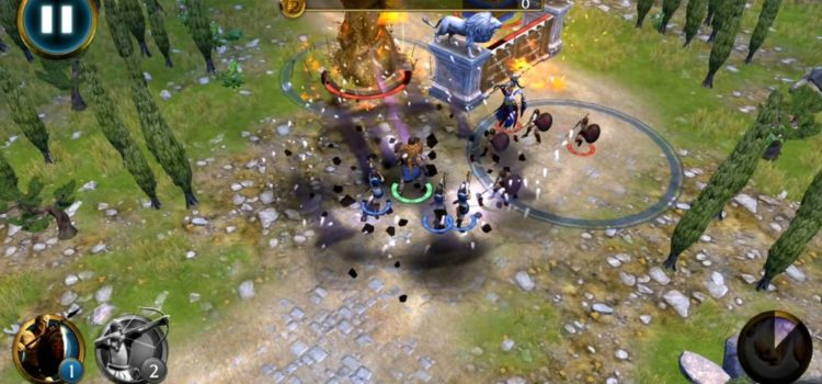 Olympus Rising Preview (Android): succesor spiritual al lui Royal Revolt, ceva mai hardcore si… grecesc (Video)