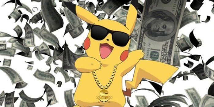 Conturile Pokemon GO se vand deja pe sute de dolari; Iata cum se fac bani cu jocul Pokemon