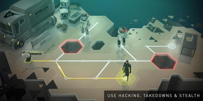 Deus Ex GO debuteaza pe Android si iOS, ca o noua bijuterie turn based de la Square Enix