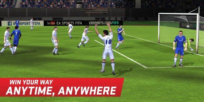FIFA 17 ajunge pe mobil deja sub forma lui FIFA Mobile Soccer, gratuit in Play Store