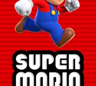 Mario ajunge pe iOS sub forma jocului Super Mario Run