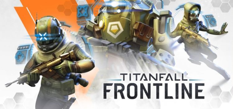 Titanfall ajunge pe mobil in curand, sub forma de joc de carti