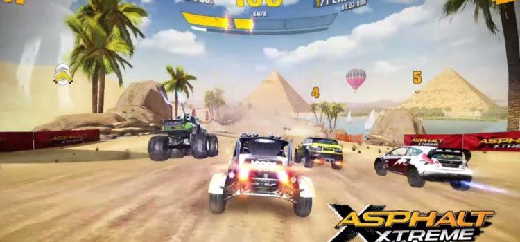 Colectia de iarna 2016/2017 de jocuri de la Gameloft e confirmata: Asphalt Xtreme, Modern Combat Versus si altele! (Video)