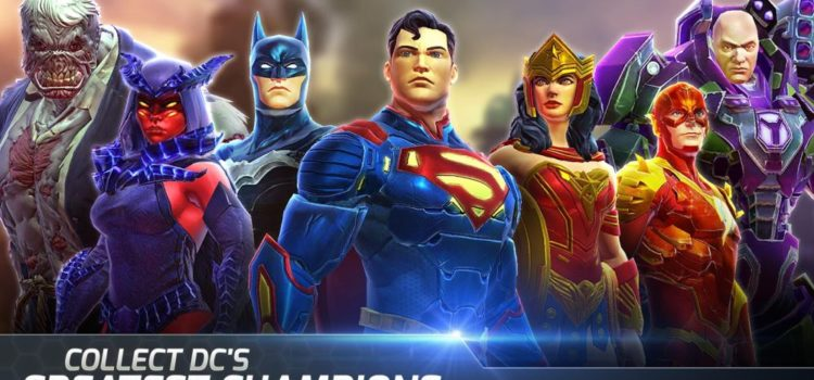 DC Legends debuteaza in Play Store si App Store, e un fel de Injustice mai strategic