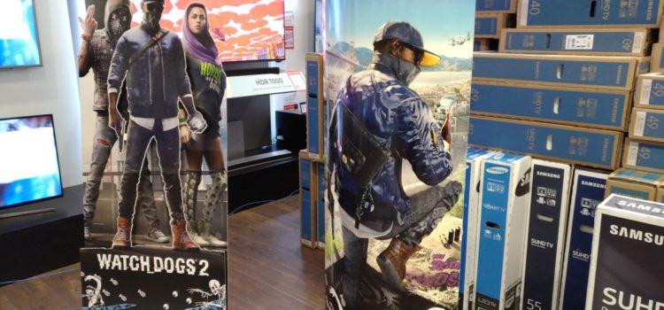 Cum a fost la lansarea lui Watch Dogs 2 la Media Galaxy Park Lake Plaza (Galerie foto + Video)