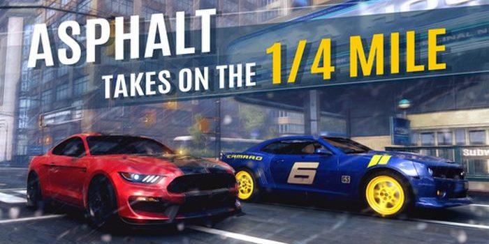 Gameloft Bucuresti lanseaza un nou joc Asphalt: Asphalt Street Storm Racing e un fel de clona CSR Racing